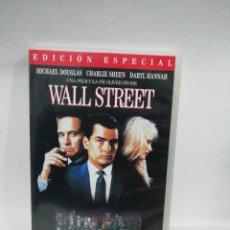 Cine: (S 361)WALL SRREET - DVD SEGUNDA MANO. Lote 195315868