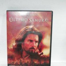 Cine: (S 361)EL ÚLTIMO SAMURAI - DVD SEGUNDA MANO. Lote 195315995