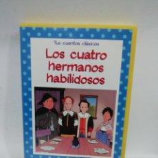 Cine: (S 361)LOS CUATRO HERMANOS HABILIDADES SO - DVD SEGUNDA MANO. Lote 195316105