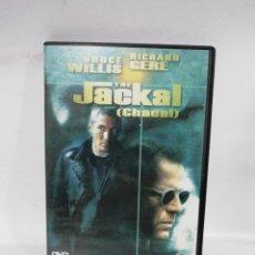 Cine: (S 361)JACKAL - DVD SEGUNDA MANO. Lote 195316238