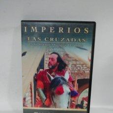 Cine: (S 361) LASCRUZADAS - DVD SEGUNDA MANO. Lote 195316380