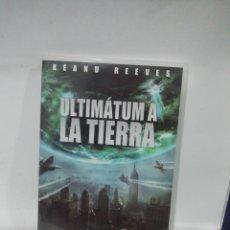 Cinema: (S 84)ULTIMÁTUM A LA TIERRA - DVD SEGUNDA MANO. Lote 195326015