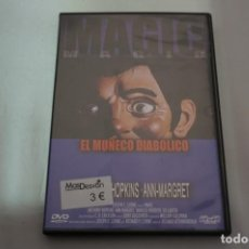 Cine: (3-B4) - 1 X DVD / EL MUÑECO DIABOLICO / RICHARD ATTENBOROUGH. Lote 195331220
