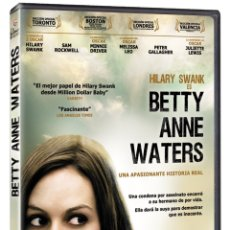 Cine: DVD BETTY ANNE WATTERS. Lote 195341057