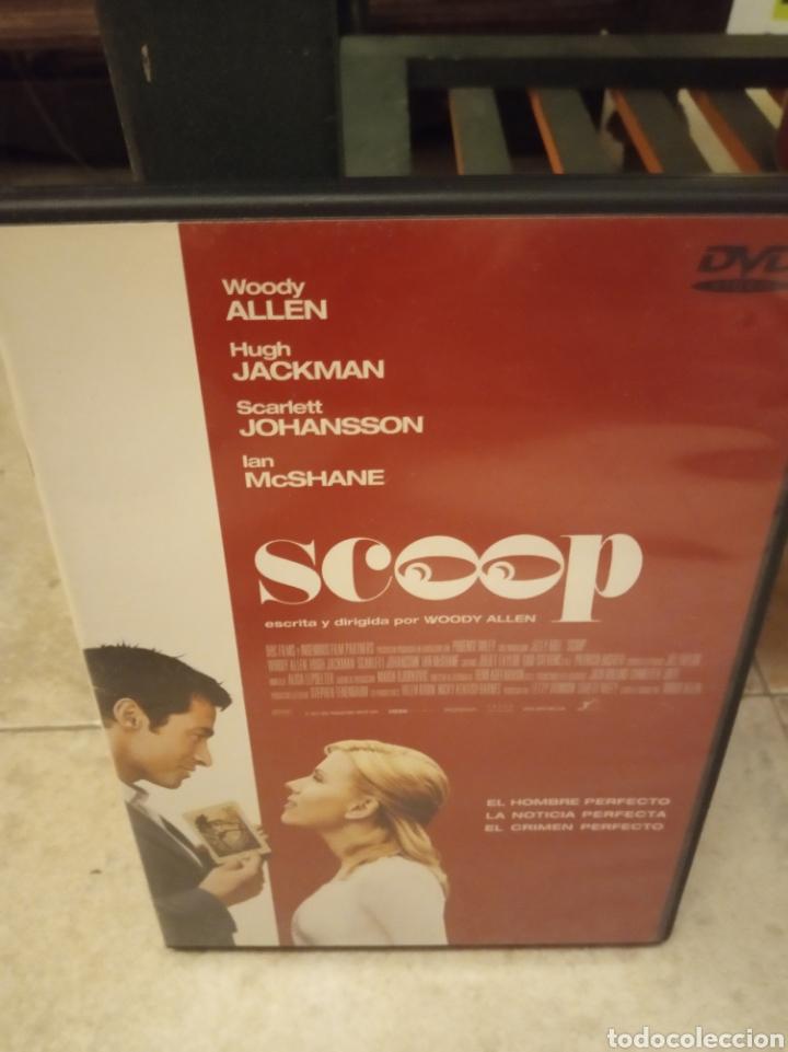 SCOOP (Cine - Películas - DVD)