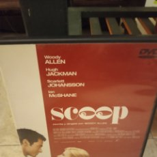 Cine: SCOOP. Lote 195344052