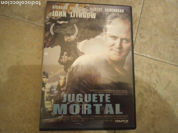 JUGUETE MORTAL (Cine - Películas - DVD)