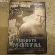 Cine: JUGUETE MORTAL. Lote 195344323