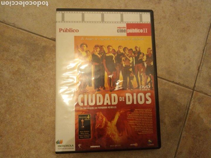 CIUDAD DE DIOS (Cine - Películas - DVD)