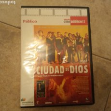 Cine: CIUDAD DE DIOS. Lote 195344552