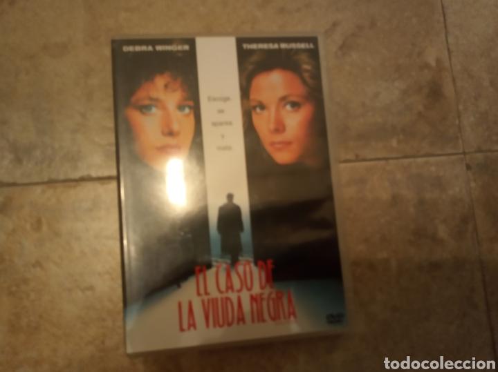 EL CASO DE LA VIUDA NEGRA (Cine - Películas - DVD)