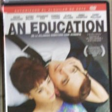 Cine: DVD AND EDUCATION. Lote 195346492