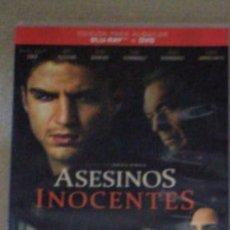 Cine: DVD ASESINOS INOCENTES. Lote 195347146