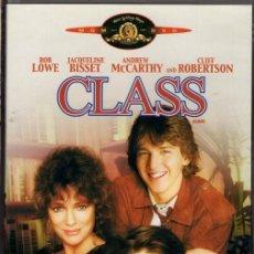 Cine: CLASS DVD - EL ESTUDIANTE CHULITO DA CLASES DE LIGOTEO...PERO LE AGUARDA UNA DIVERTIDA SORPRESA. Lote 195347187
