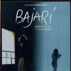 Cine: BAJARI DVD (EVA VILA) - CÓMO VE EL FLAMENCO UN NIÑO DE CINCO AÑOS.. ..ARTE Y DUENDE. Lote 195347487