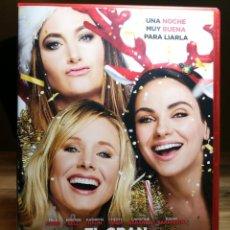 Cine: MALAS MADRES 2 : EL GRAN DESMADRE DVD 2017 COMEDIA. SECUELA - MILA KUNIS, KRISTEN BELL, CHERYL HINES. Lote 195354517