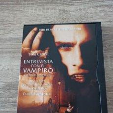 Cine: DVD ENTREVISTA CON EL VAMPIRO. Lote 195357538