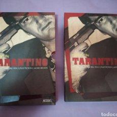 Cine: DVD. PACK TARANTINO. PULP FICTION + KILL BILL 1 Y 2 + JACKIE BROWN.. Lote 195357735
