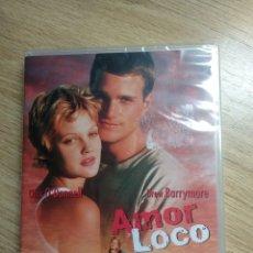 Cine: AMOR LOCO DVD NUEVO. Lote 195357750