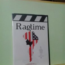 Cine: LMV - RAGTIME -- DVD. Lote 195368796