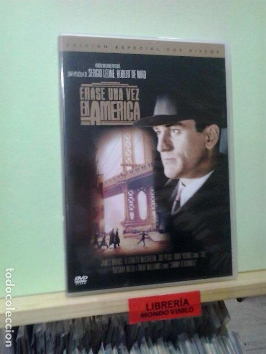 LMV - ERASE UNA VEZ AMÉRICA -- DVD. 2 DISCOS (Cine - Películas - DVD)