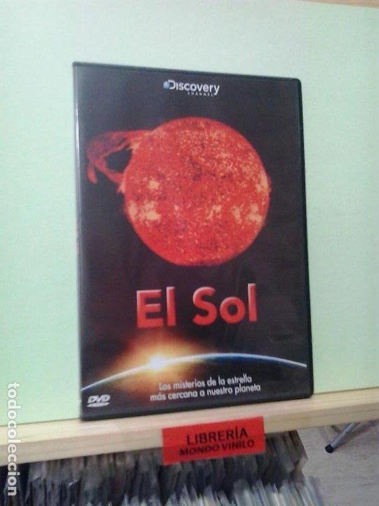 LMV - EL SOL, DISCOVERY CHANEL -- DVD (Cine - Películas - DVD)