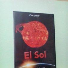 Cine: LMV - EL SOL, DISCOVERY CHANEL -- DVD. Lote 195369473
