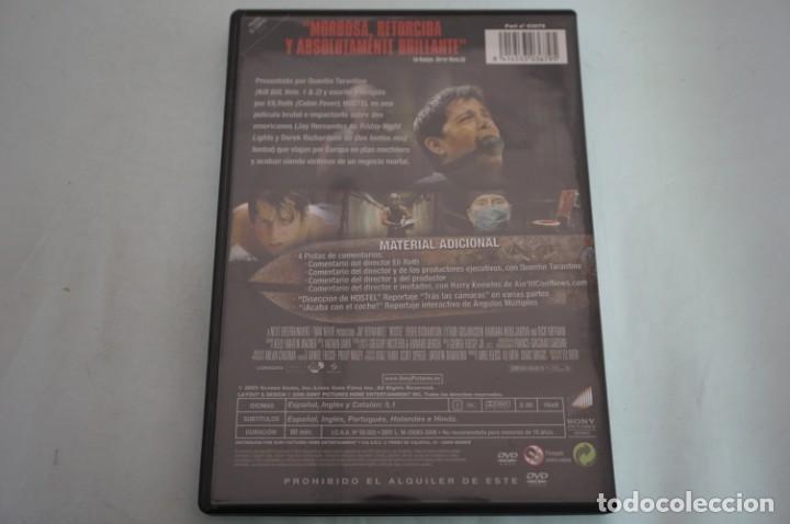 Cine: (3-B5) - 1 X DVD / HOSTEL - QUENTIN TARANTINO / ELI ROTH - Foto 2 - 195377765