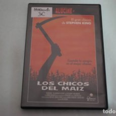 Cine: (3-B5) - 1 X DVD / LOS CHICOS DEL MAIZ - STEPHEN KING. Lote 195377882