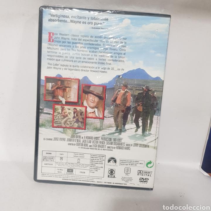 Cine: (B 33) Río Bravo ‐ DVD NUEVO PRECINTADO - Foto 2 - 195377920