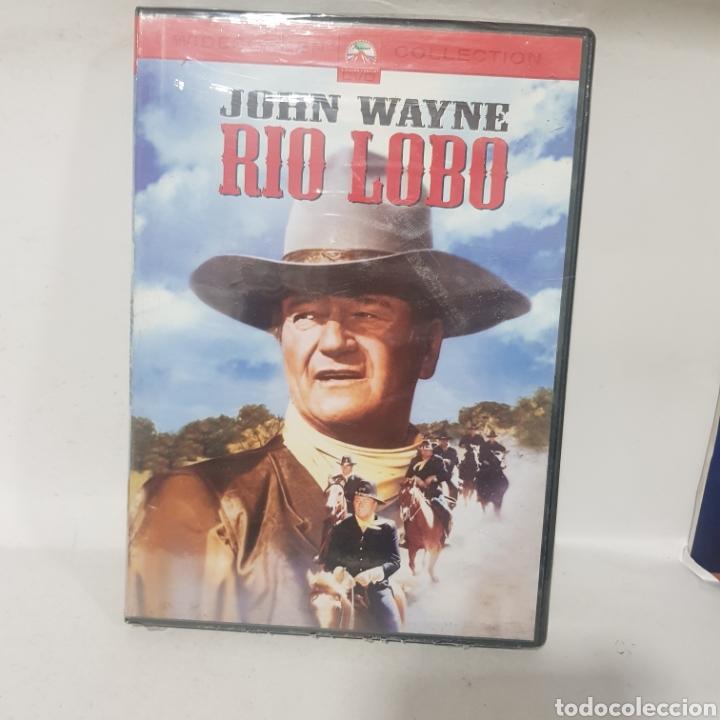 (B 33) RÍO BRAVO ‐ DVD NUEVO PRECINTADO (Cine - Películas - DVD)