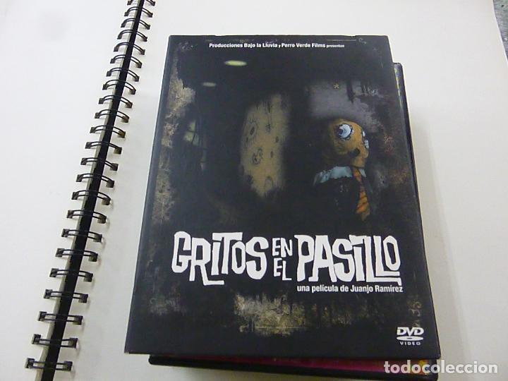 GRITOS EN EL PASILLO - 2 DVD - JUAN JOSÉ RAMÍREZ MASCARÓ - ANIMACIÓN ESPAÑOLA - N (Cine - Películas - DVD)
