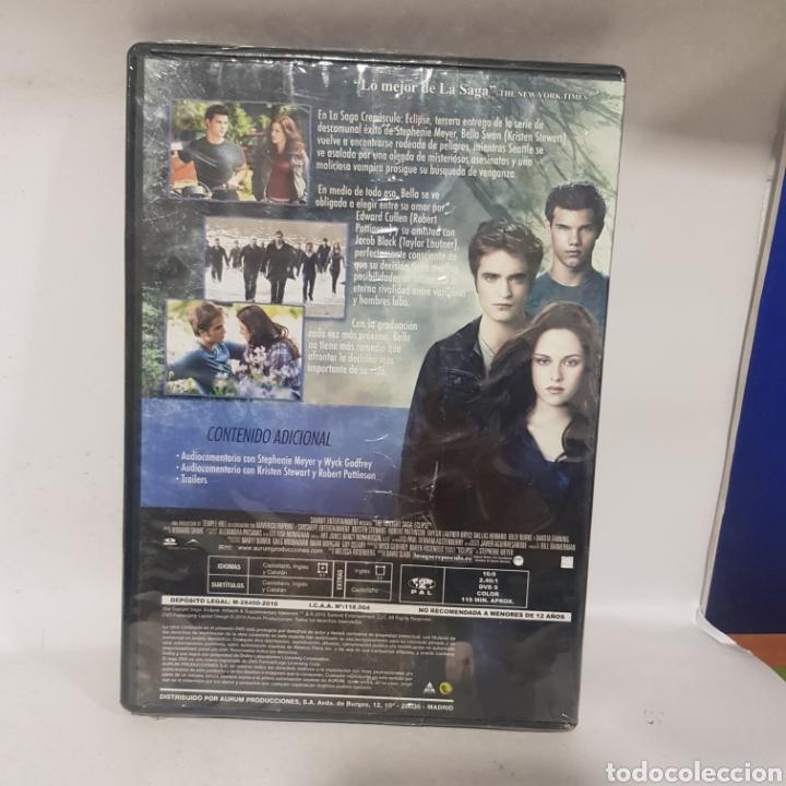 Cine: (B 33) Eclipse ‐ DVD NUEVO PRECINTADO - Foto 2 - 195378238