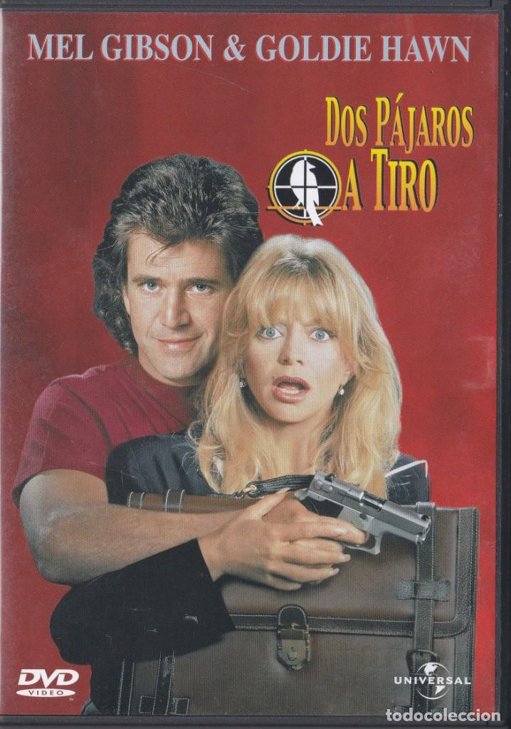 DOS PÁJAROS A TIRO - MEL GIBSON / GOLDIE HAWN - DVD (Cine - Películas - DVD)