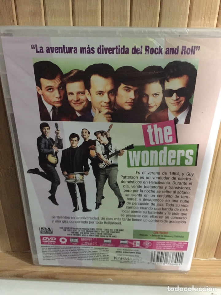 Cine: The wonders [ DVD ] - Precintado - - Foto 2 - 195386496