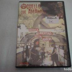 Cine: (5-B3) - 1 X DVD /AQUELLO QUE AMAMOS. Lote 195386623
