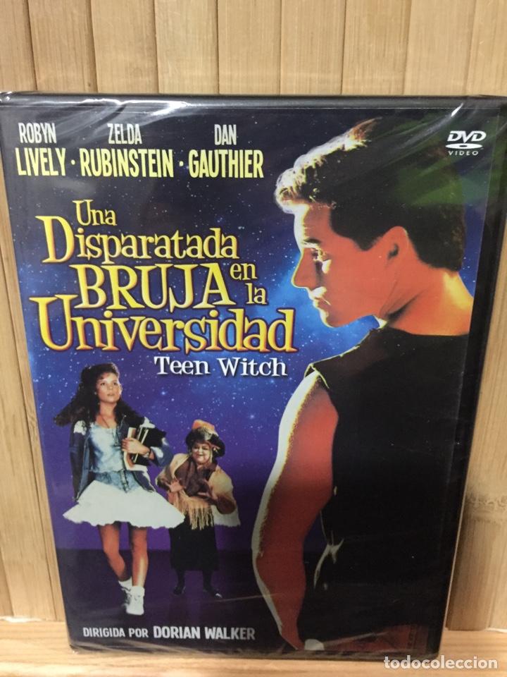 UNA DISPARATADA BRUJA EN LA UNIVERSIDAD [ DVD ] - PRECINTADO - (Cine - Películas - DVD)