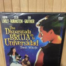 Cine: UNA DISPARATADA BRUJA EN LA UNIVERSIDAD [ DVD ] - PRECINTADO -. Lote 195386735