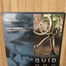 Cine: QUID PRO QUO [ DVD ] - PRECINTADO -. Lote 195386891