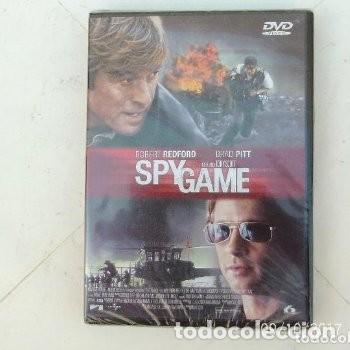 SPY GAME ROBERT REDFORD / BRAD PITT Y MACARTHUR EL GENERAL REBELDE. PRECINTADAS (Cine - Películas - DVD)