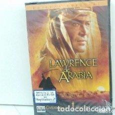 Cine: LAWRENCE DE ARABIA Y MARNIE LA LADRONA (PRECINTADAS). Lote 195388828