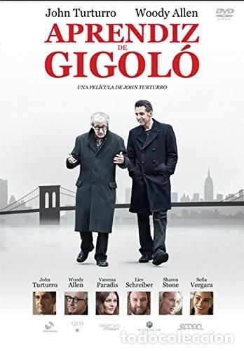 APRENDIZ DE GIGOLÓ - FADING GIGOLO (NUEVO) (Cine - Películas - DVD)