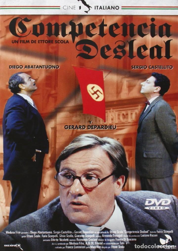 COMPETENCIA DESLEAL - CONCORRENZA SLEALE (NUEVO) (Cine - Películas - DVD)
