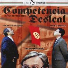 Cine: COMPETENCIA DESLEAL - CONCORRENZA SLEALE (NUEVO). Lote 195392797