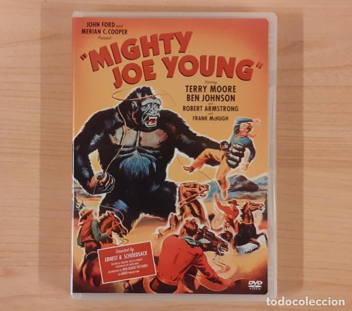 EL GRAN GORILA (MIGHTY JOE YOUNG) 1949 ERNEST B. SCHOEDSACK ED. USA SUBTÍTULOS CASTELLANO (Cine - Películas - DVD)