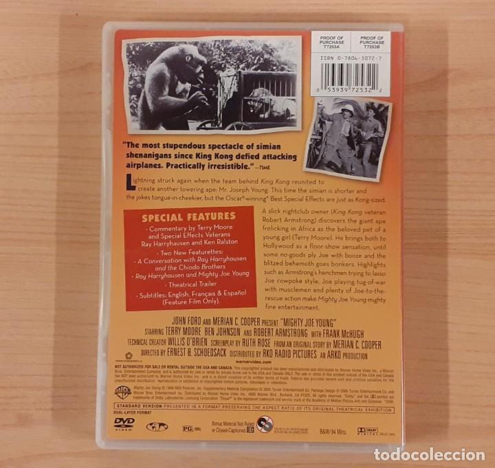 Cine: EL GRAN GORILA (MIGHTY JOE YOUNG) 1949 ERNEST B. SCHOEDSACK ED. USA SUBTÍTULOS CASTELLANO - Foto 2 - 195393270