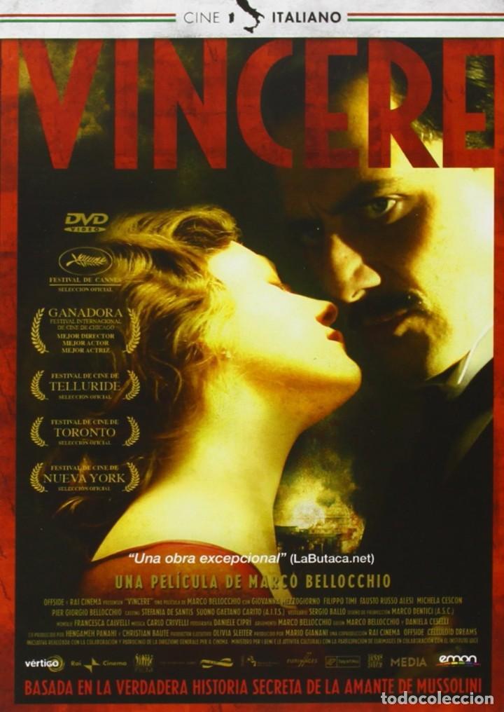 VINCERE (NUEVO) (Cine - Películas - DVD)