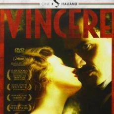 Cine: VINCERE (NUEVO). Lote 195393511