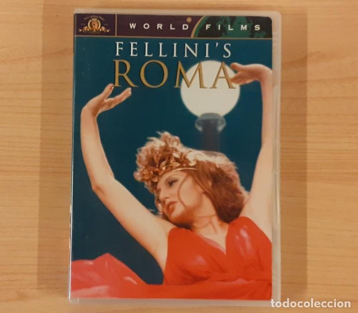 ROMA FEDERICO FELLINI EDICIÓN USA SUBTÍTULOS CASTELLANO (Cine - Películas - DVD)