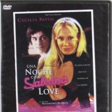 Cine: UNA NOCHE CON SABRINA LOVE (NUEVO). Lote 195398307